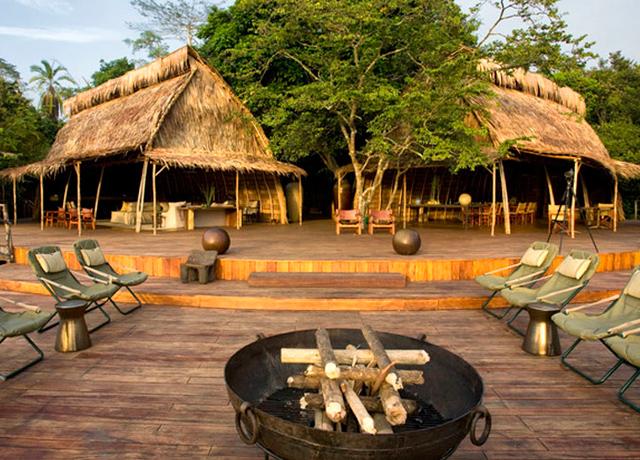 Lango Camp Congo Camps Natural Habitat Adventures