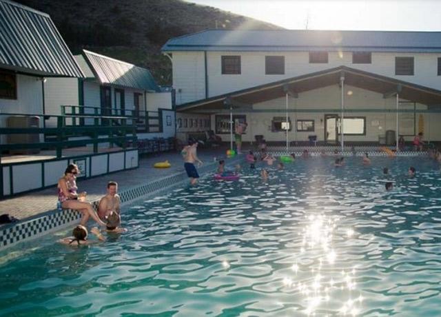 Chico Hot Springs Resort Yellowstone Hotels