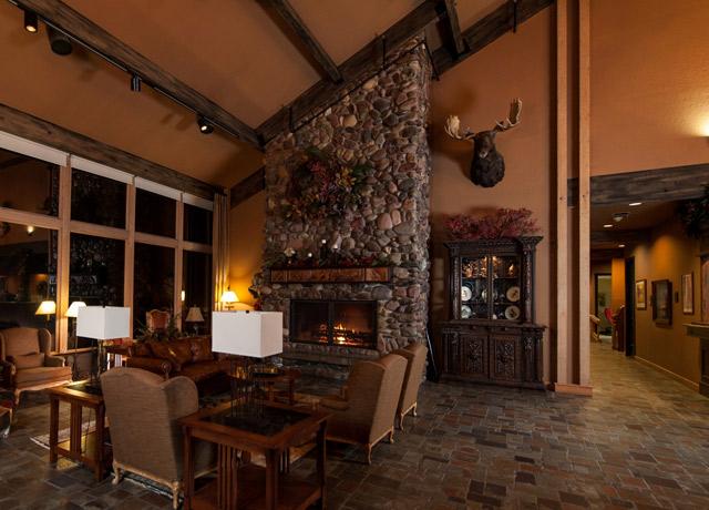 Grouse Mountain Lodge Yellowstone Lodges Natural Habitat