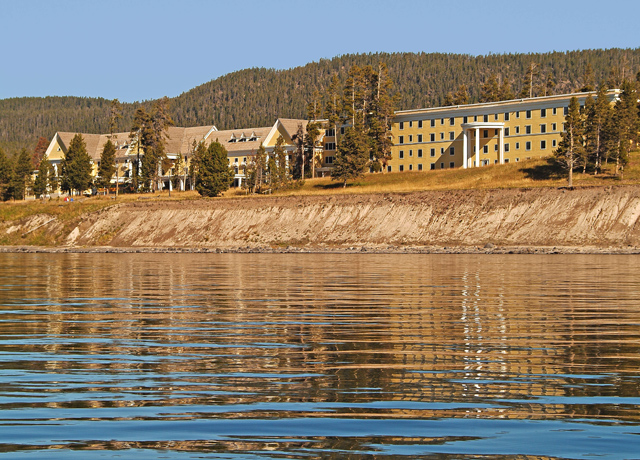 Natural habitat adventures accommodations yellowstone for Hotels yellowstone national park