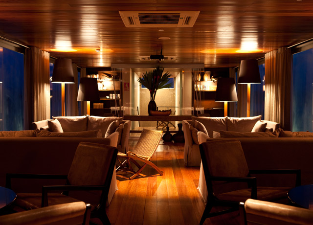 Lounge, Aria, Amazon adventures