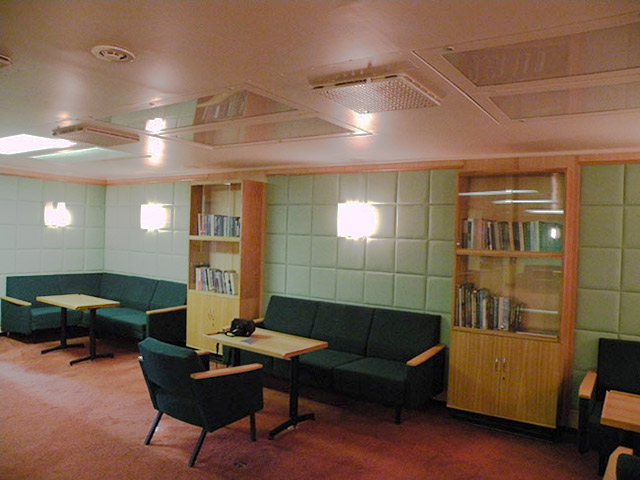 Library, 50 Years of Victory, North Pole Icebreaker