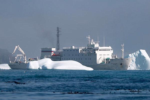 Akademik Ioffe, Antarctica Cruise Ship