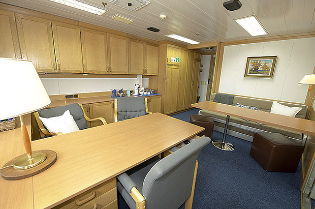 One Ocean Suite, Akademik Sergey Vavilov, Antarctic Cruise Ship