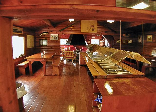 Brooks Lodge Alaska Lodges Natural Habitat Adventures