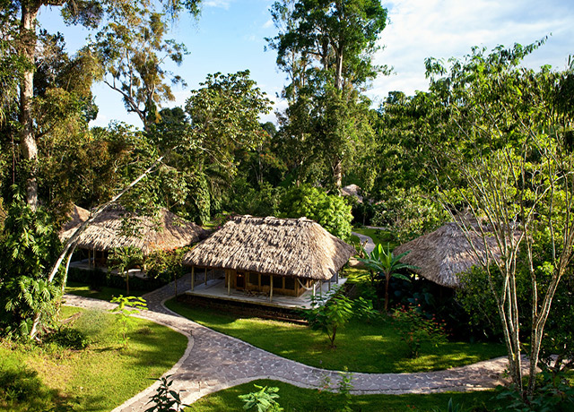 Chan Chich Lodge Central America Lodges Natural Habitat