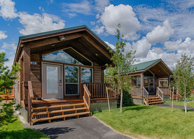 Natural habitat adventures accommodations explorer for Yellowstone cabins west yellowstone