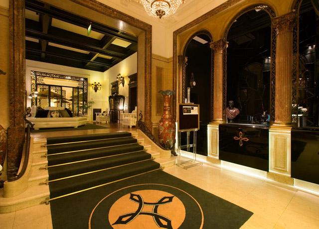Hotel Infante Sagres Portugal Hotels Natural Habitat