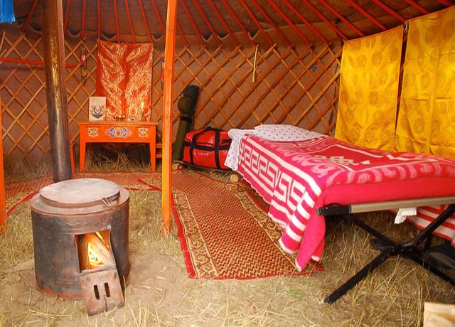 Hustai Ger Camp Mongolia Camps Natural Habitat