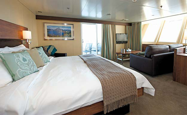 Cabin, National Geographic Explorer, Arctic Cruise