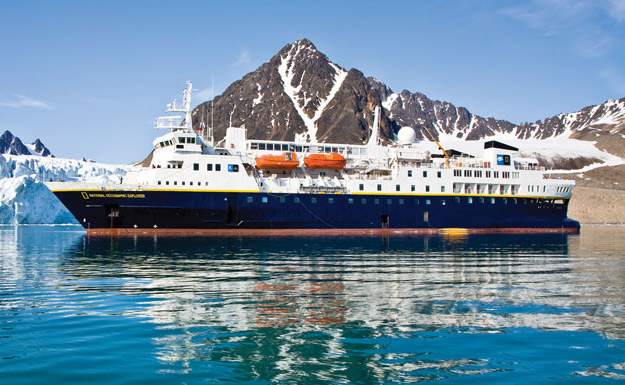 National Geographic Explorer, Antarctica Cruise