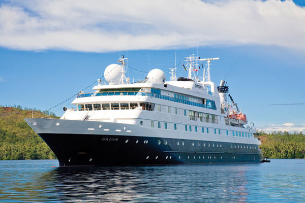National Geographic Orion, Antarctica Cruise Ship