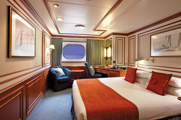 Category A Stateroom, National Geographic Orion, Antarctica