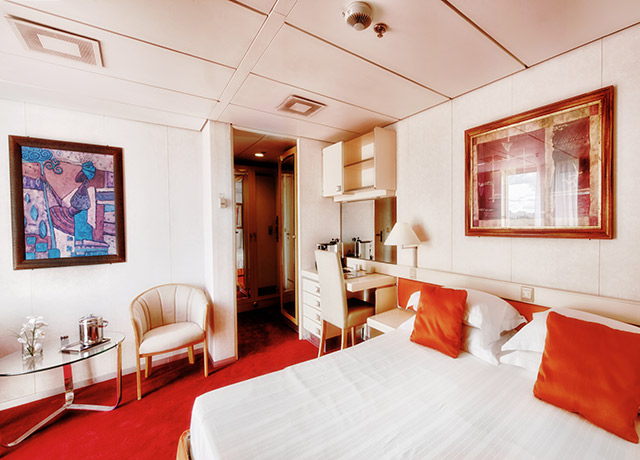 Balcony Suite, Ocean Diamond, Antarctica Cruise Ships