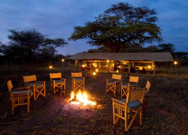 Olakira Migration Camp Tanzania Safari Camps