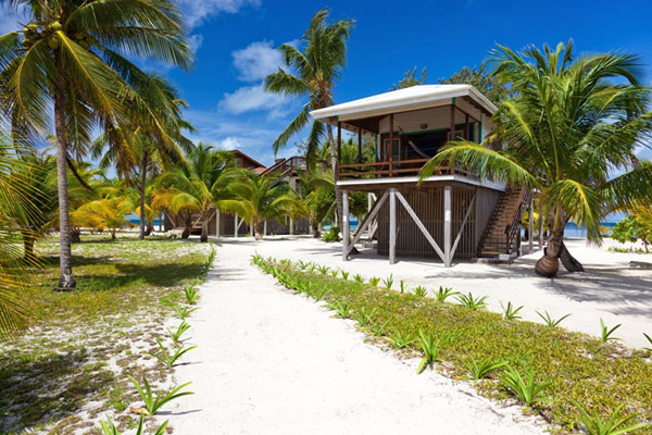 Pelican Beach Resort Belize South Water Caye