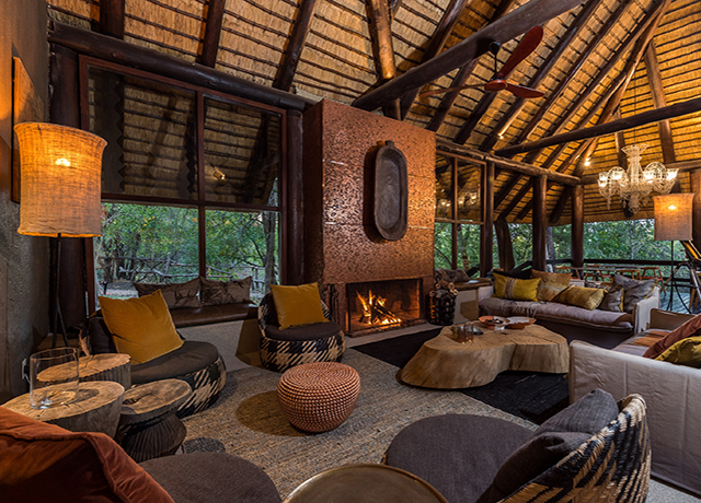 Sabi Sabi Little Bush Camp Sabi Sand Game Reserve South Africa