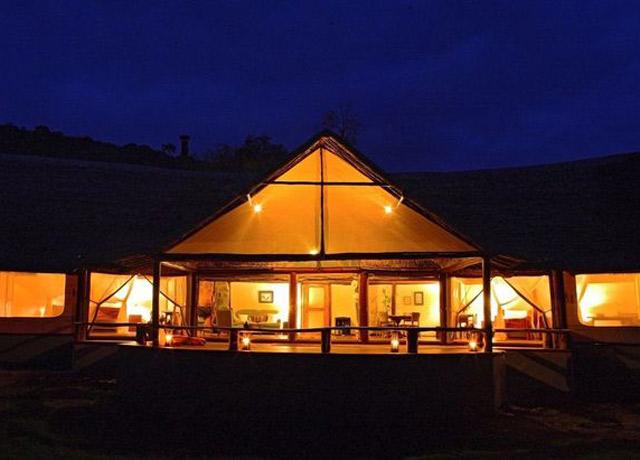 Saruni Mara Kenya Safari Lodges Natural Habitat
