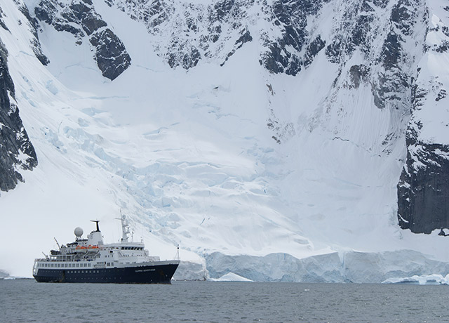 Sea Adventurer, Antarctica, Falkland Islands, South Georgia