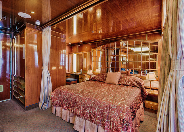 Premium Suite, Sea Spirit, Antarctica Cruise Ship