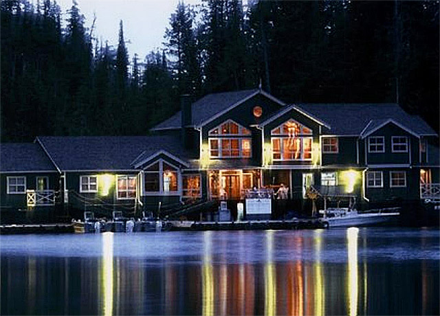 Shearwater Lodge British Columbia Lodges Natural Habitat