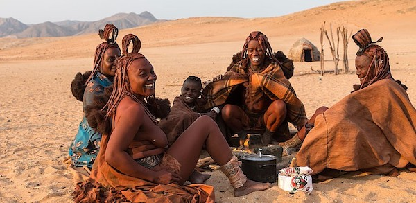 Women in Namibia