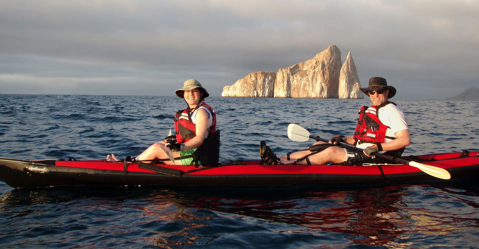 Galapagos Hiking & Kayaking Adventure