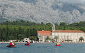 Sea Kayaking & Exploring Croatia & Montenegro