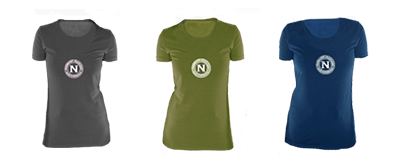 Natural Habitat Adventures Women's Organic Cotton Tees Regular Fit