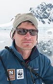 Expedition Leader Colby Brokvist
