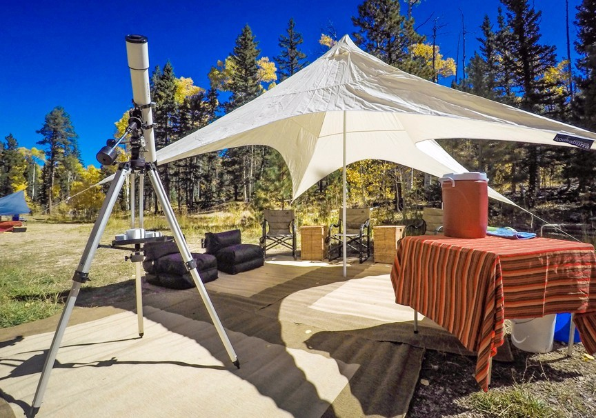 Nat Hab Brings Catered Camping To America S National Parks