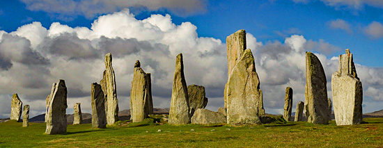 Callanish Standing Stones Scotland