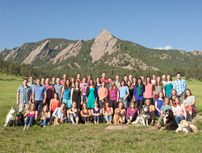 Natural Habitat Adventures office employees in Boulder Colorado