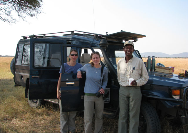 It's a true toss up on whether tea and cookie breaks in the morning or savory snacks and sundowners in the evening are the better bonus on a trip into Tanzania's famous Serengeti ecosystem.