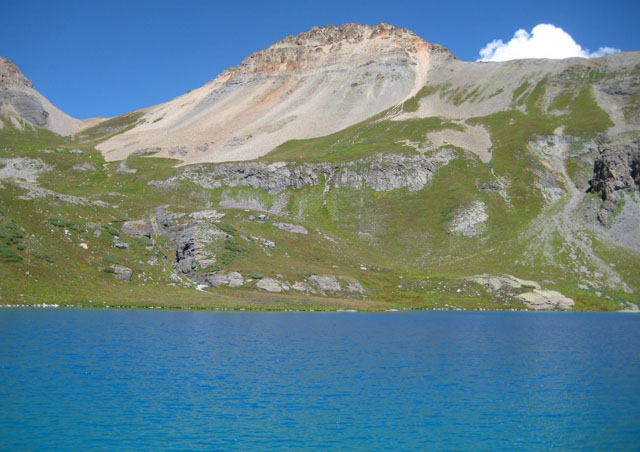 Ice Lakes Basin, near Silverton, Colorado