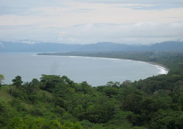 Dominical, Costa Rica - this view can be seen on the drive from Golfito to Tiskita.