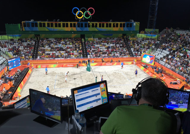 Devon's favorite summer Olympic sport at the 2016 Summer Olypics in Rio de Janeiro