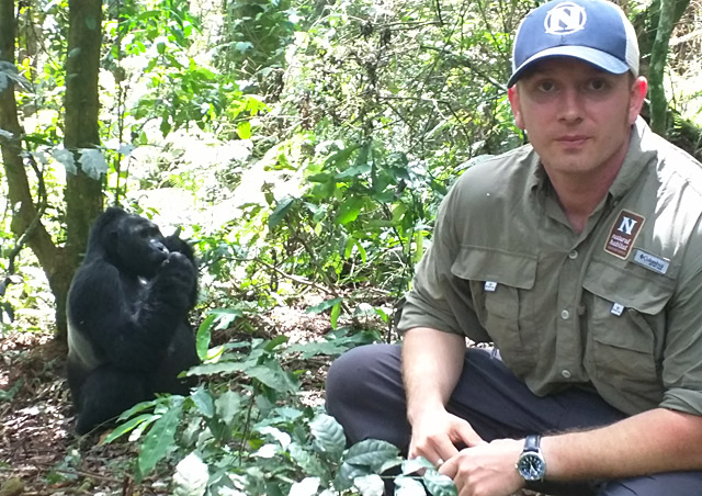 What an exhilarating experience to sit with a 500 pound silver back Bwindi Impenetrable Forest. A truly extraordinary experience!