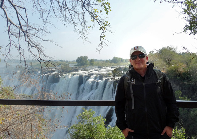 Our final day of safari at Victoria Falls in Zambia