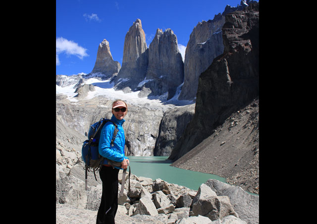 Torres del Paine National Park, Chile, January 2011. Wow. Enough said.