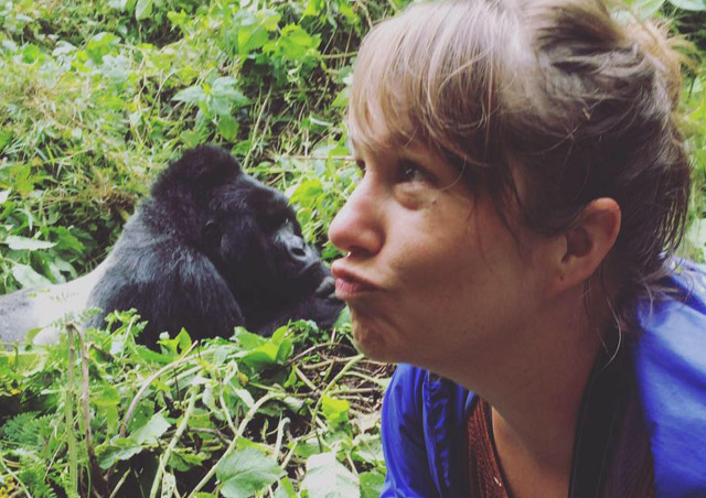 After 60 traveling to 60 countries on a ton of adventures, gorilla trekking in Rwanda had me in tears when we saw our first silverback. It was one of the best days of my life.