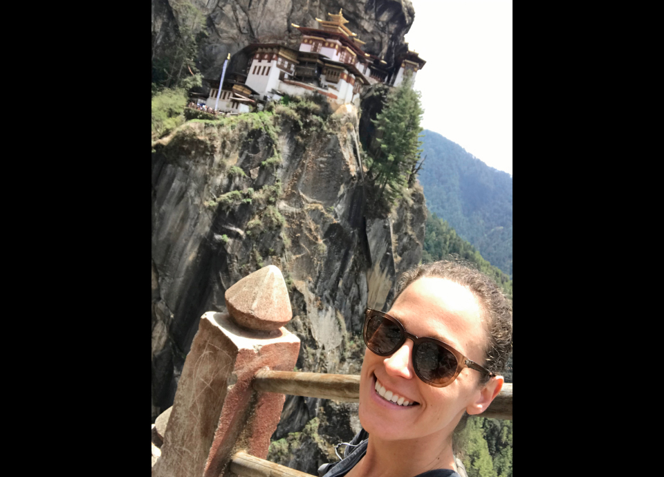 Hiking to Tiger's Nest in Bhutan was the grand finale of my adventure.