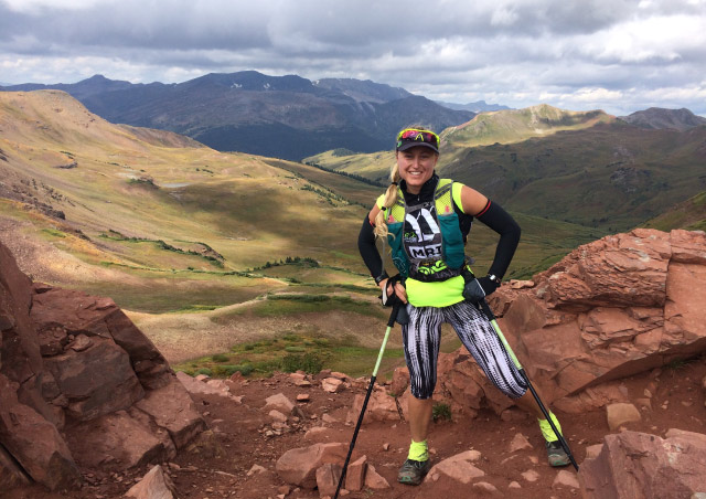 After racing triathlon, I started long distance trail running and fell in love with a new way to explore my favorite Colorado mountains.