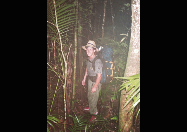 During my first real trip out of the U.S., a friend and I decided to go backpacking in Itatiaia National Park in Brazil, where the movie The Emerald Forest was filmed. Just a suggestion – never go hiking off-trail in a jungle! It's…ummm…easy to get lost.