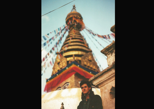 Boudhanath Temple in Kathmandu, Nepal. There aren't many other places in the world where you can combine such fascinating, ancient culture with the ability to trek in the highest mountains in the world!