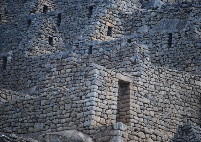 The mysteries of Machu Picchu...