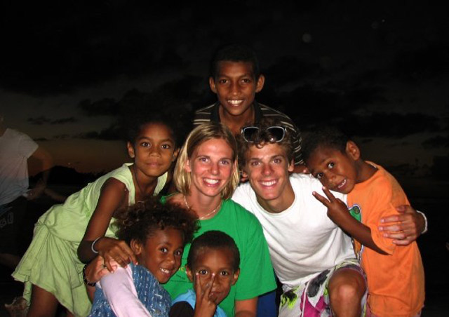 One of my favorite places in the world.  Malakati Village, Fiji