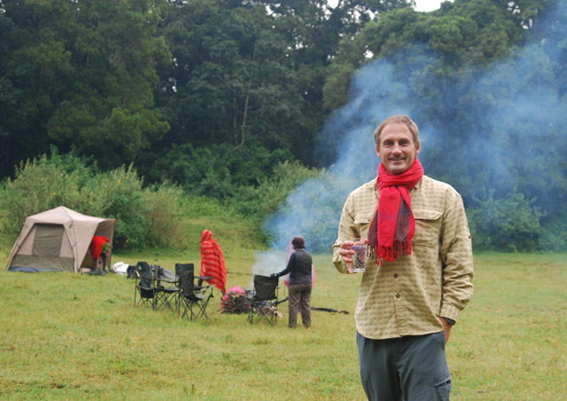 I have the chance to revisit my first-ever safari destination of Kenya, and to see it from an explorers viewpoint along the secluded Loita Hills perspective. Hiking through the forests with Maasai guides was a true adventure!