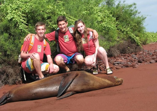 One of my favorite trips ever was the Galapagos Islands Family Adventure. The kids made it so much fun.