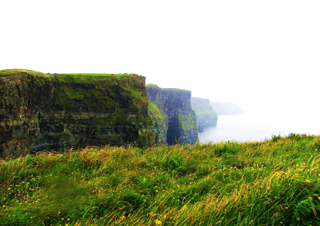 Cliffs of Moher, Ireland!